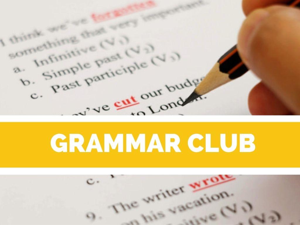 Grammar Club